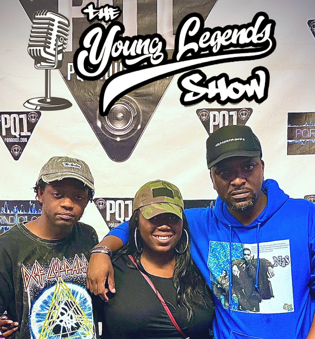 Young Legends Show 8/17 with Dell-P & Pascoe Firebird