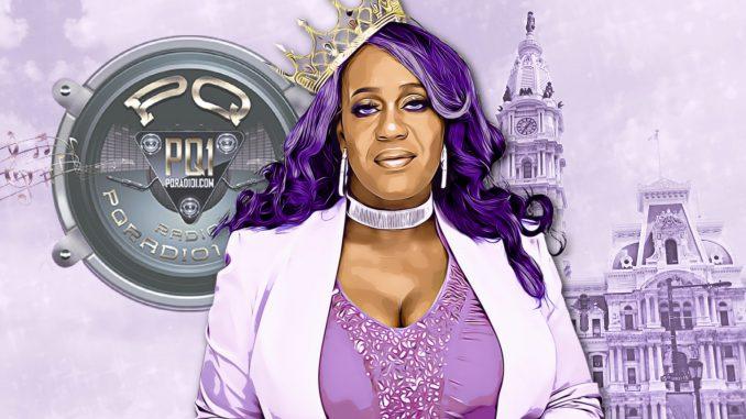 Purple Queen on the Scene