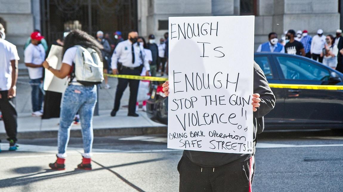 Confronting the Crisis: Gun Violence